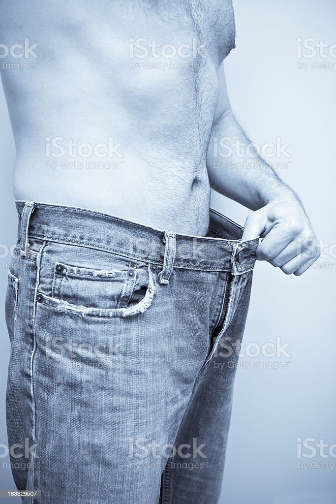 Diet and Weight Loss royalty-free stock photo