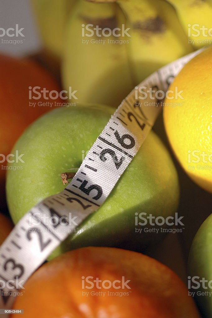 diet control royalty-free stock photo