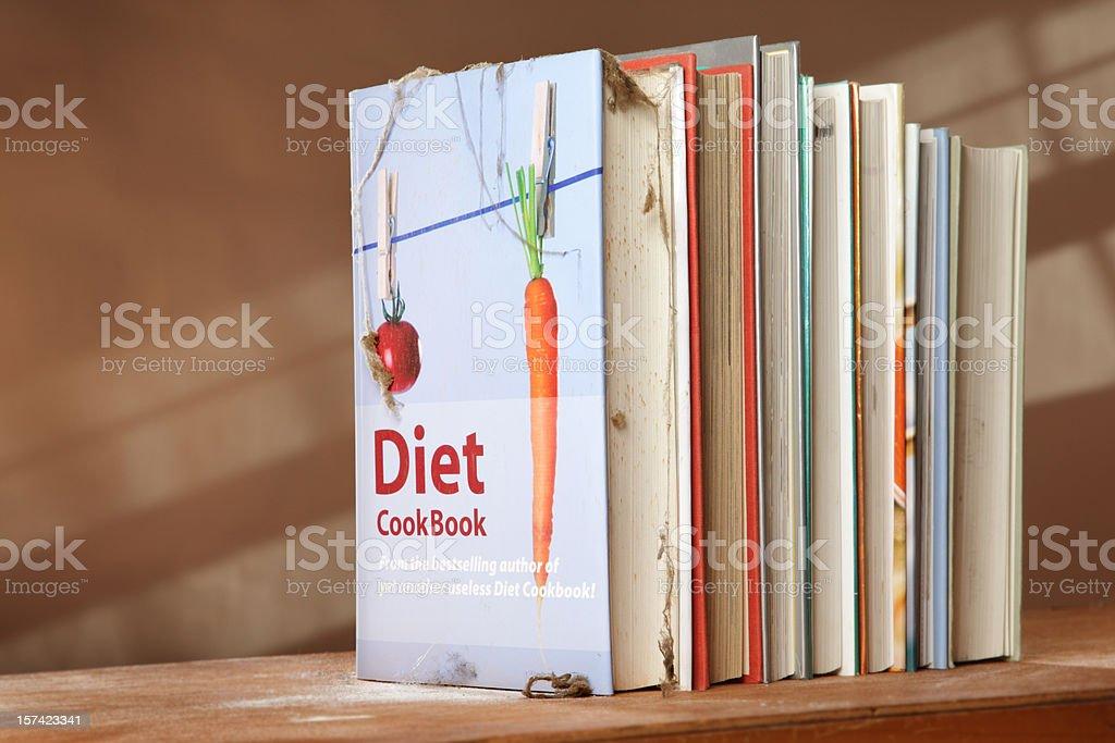 Eine unnütze Diät-Kochbuch – Foto