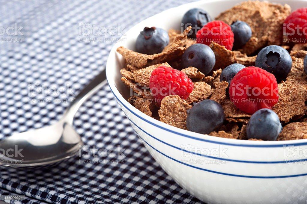 Diet friendly breakfast stock photo