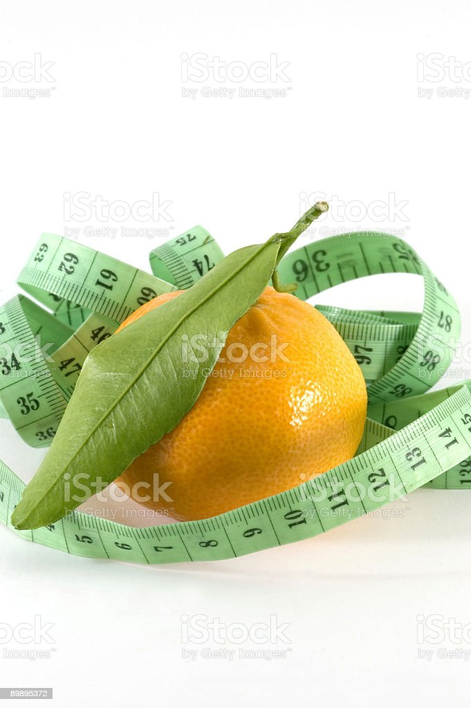Diet Fruit royalty-free stock photo