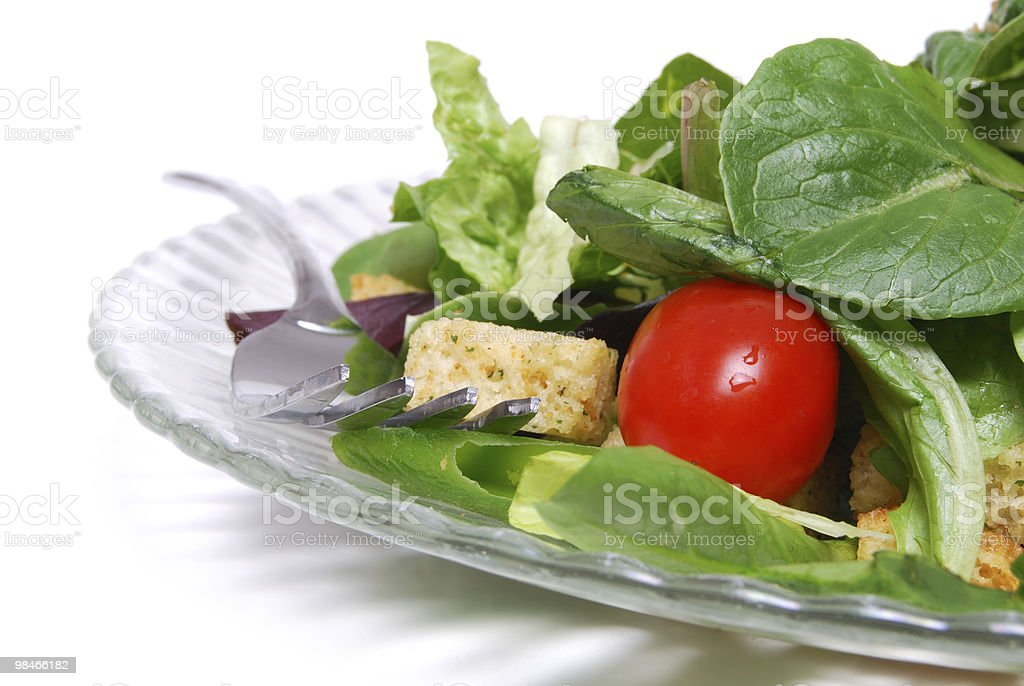 Diet Lunch royalty-free stock photo