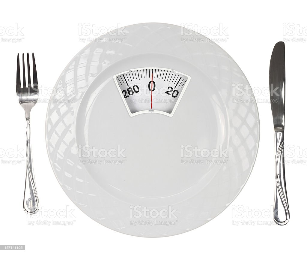 Diet meal stock photo
