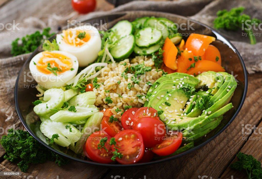 Ei-Tomaten-Diät