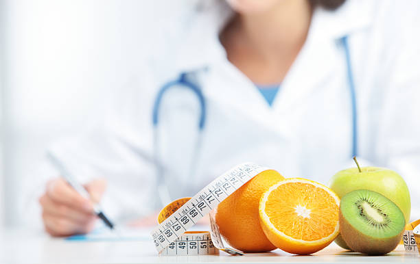 diet - nutritionist stock photos and pictures
