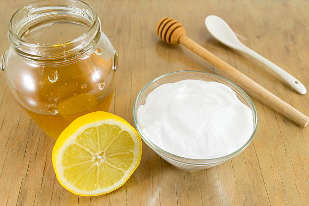 Diet recipe: baking soda, lemon and honey