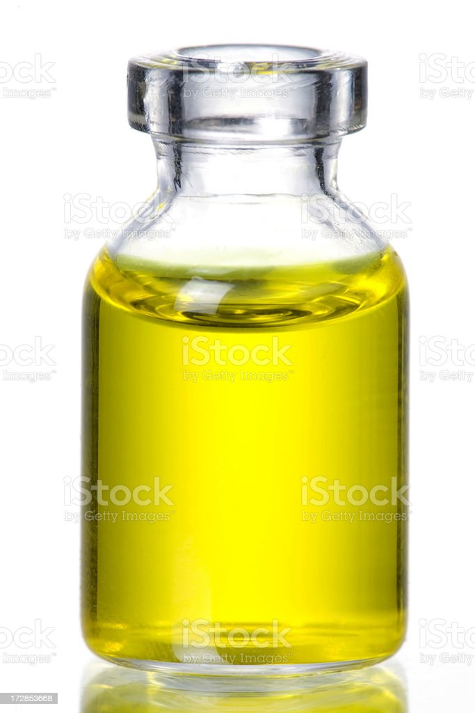 Diet Series Oil royalty-free stock photo