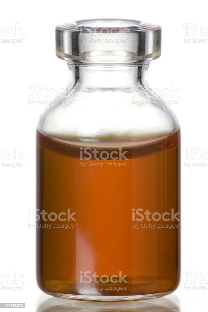 Diet Series Vinegar royalty-free stock photo