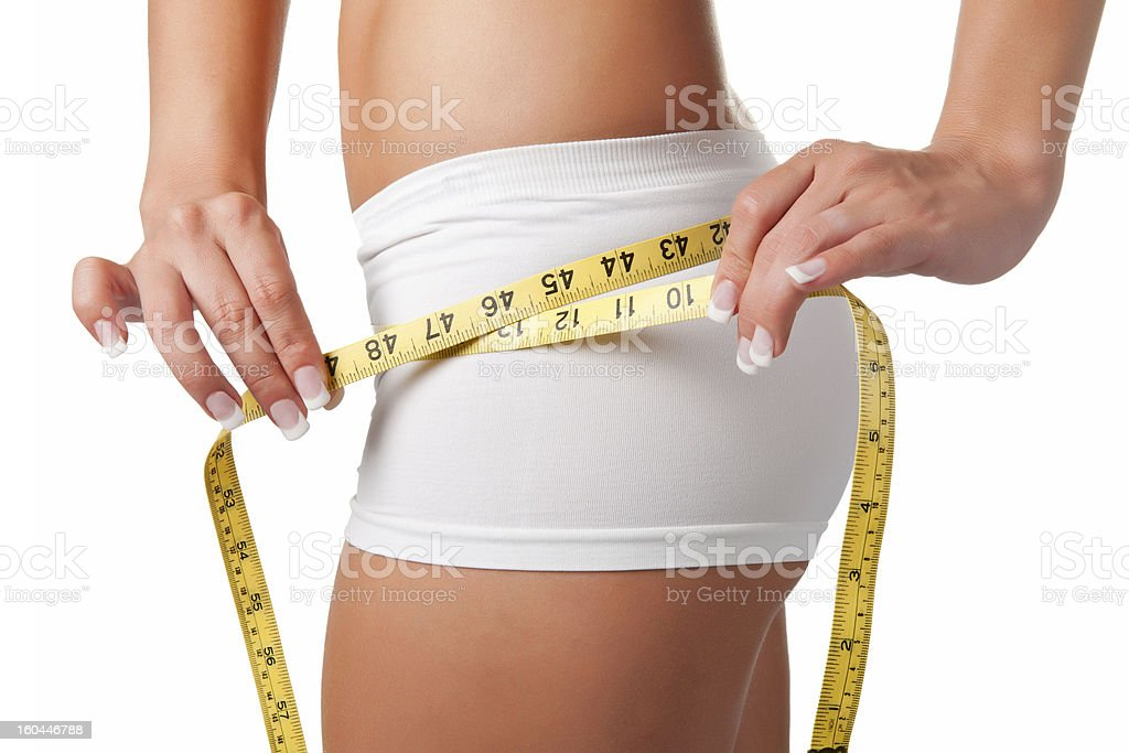 Diet Time stock photo