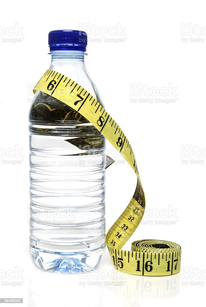 Alimentazione acqua foto stock royalty-free