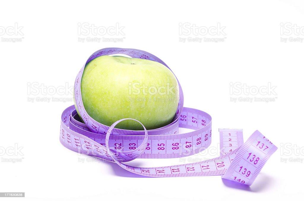 dietary apple stock photo