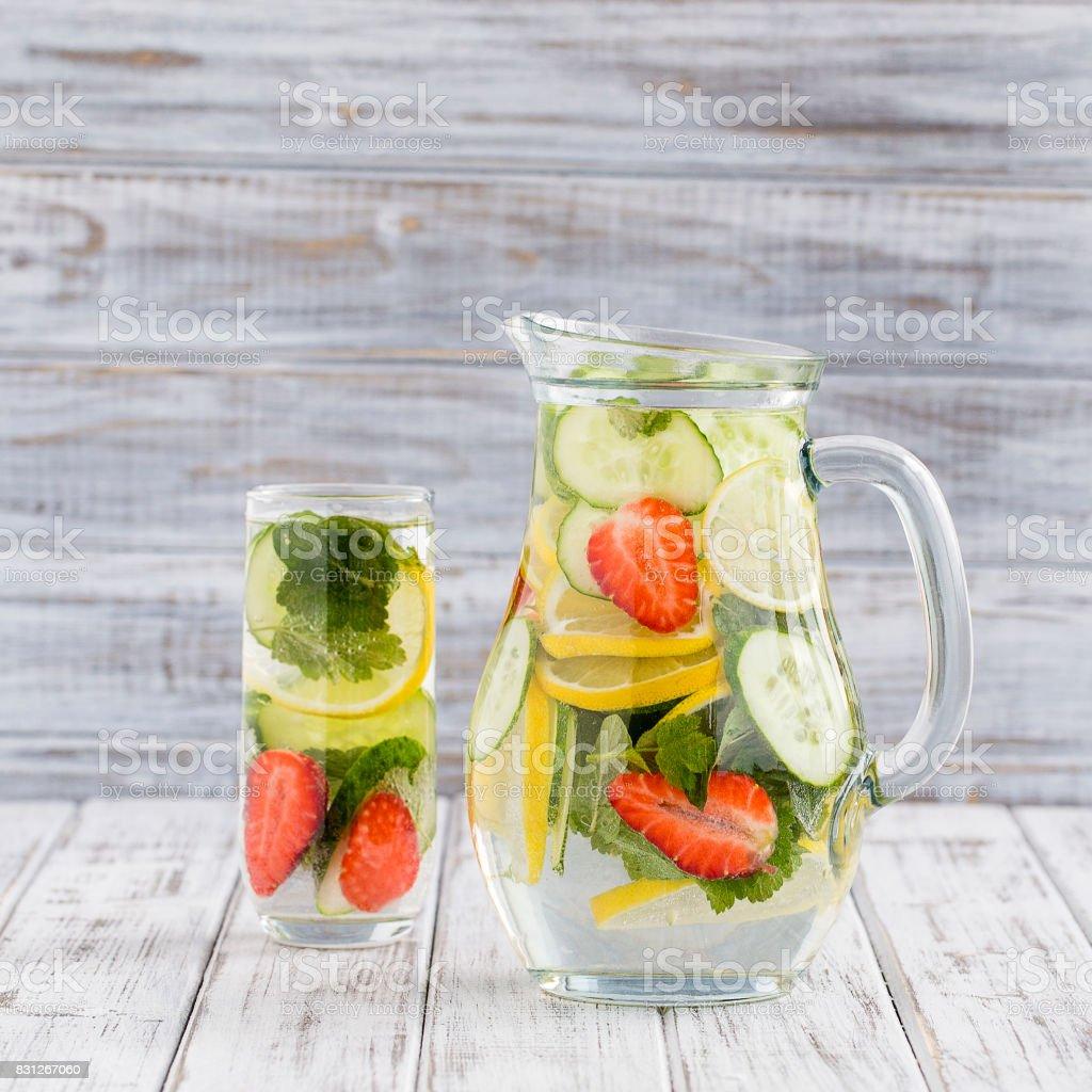 dieta de desintoxicación con limon