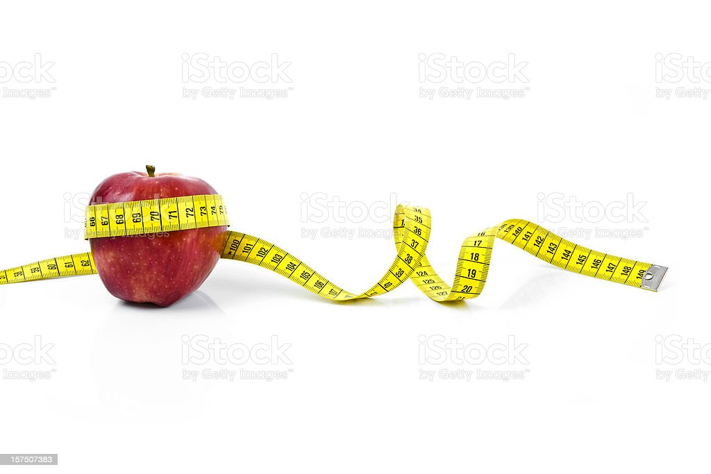 Dieting Series royalty-free stock photo