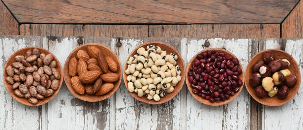 Different beans in bowl – zdjęcie