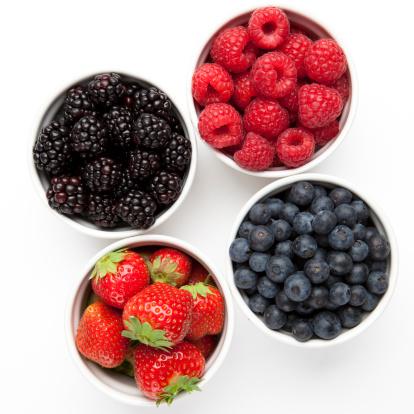 istock Different berries 182250350