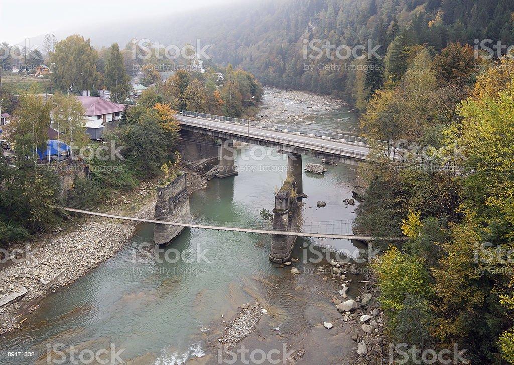 Различные Мосты Стоковые фото Стоковая фотография