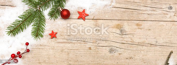 istock different Christmas backgrounds on wood with different christmas decoration 881440124