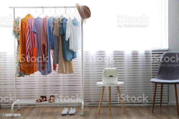 Different colorful casual clothing hanging in row picture id1163913849?b=1&k=6&m=1163913849&s=612x612&h=7ex5yp2zwg rap3i0pevycxdo0tytyz4xx2xib8deey=