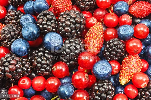 610771802 istock photo different fresh berries as background 471711464