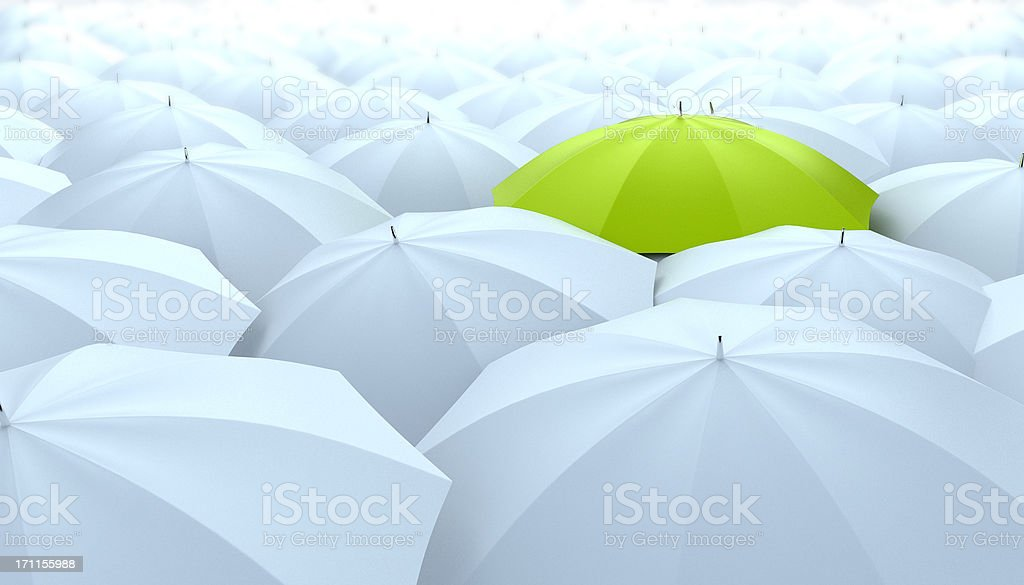 Different, leader, best, unique, boss, individuality, original, special, worst, first - Royalty-free Abstract Stock Photo