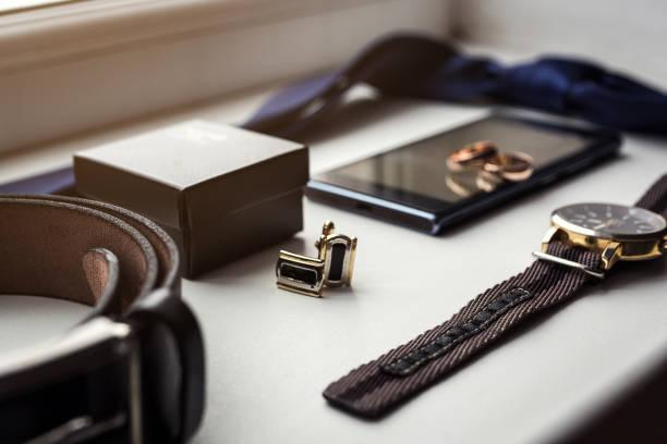 Different mens accessories such as cufflinks watches rings belt tie picture id967784286?b=1&k=6&m=967784286&s=612x612&w=0&h=jnp0wcu br6bz7z1uu0a4glcxbodj2laqztrddojsjs=