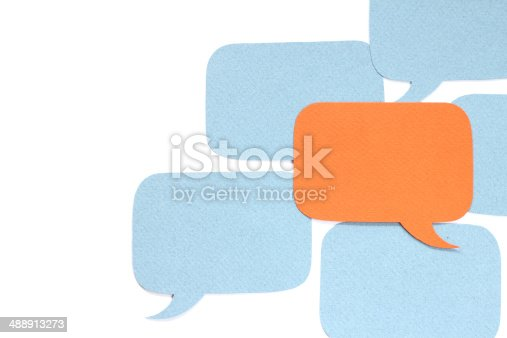 istock Different opinion concept 488913273