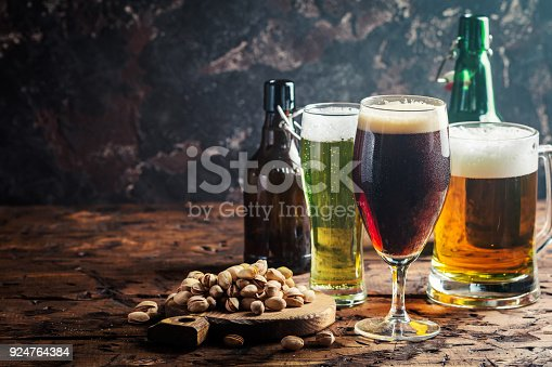 istock different sorts of craft beer 924764384