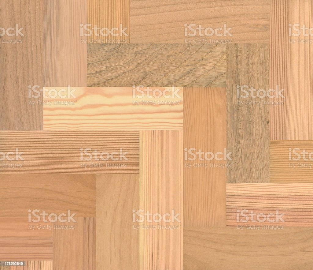 different wood samples stock photo