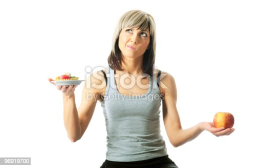 Difficult Choice Stock Photo & More Pictures of Adult