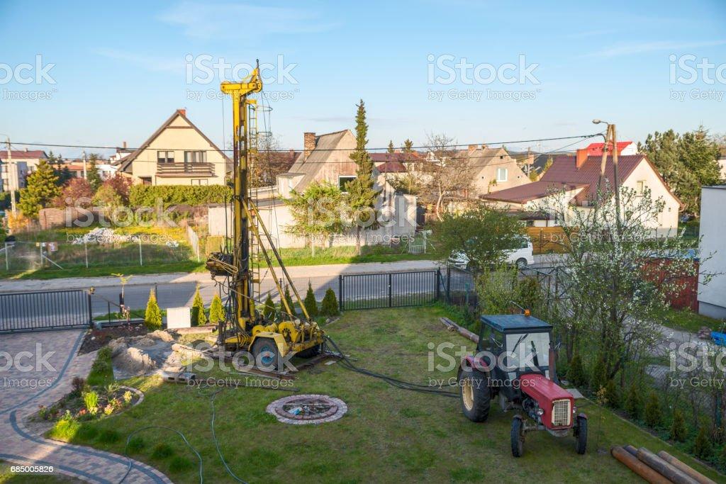 Digging wells – zdjęcie