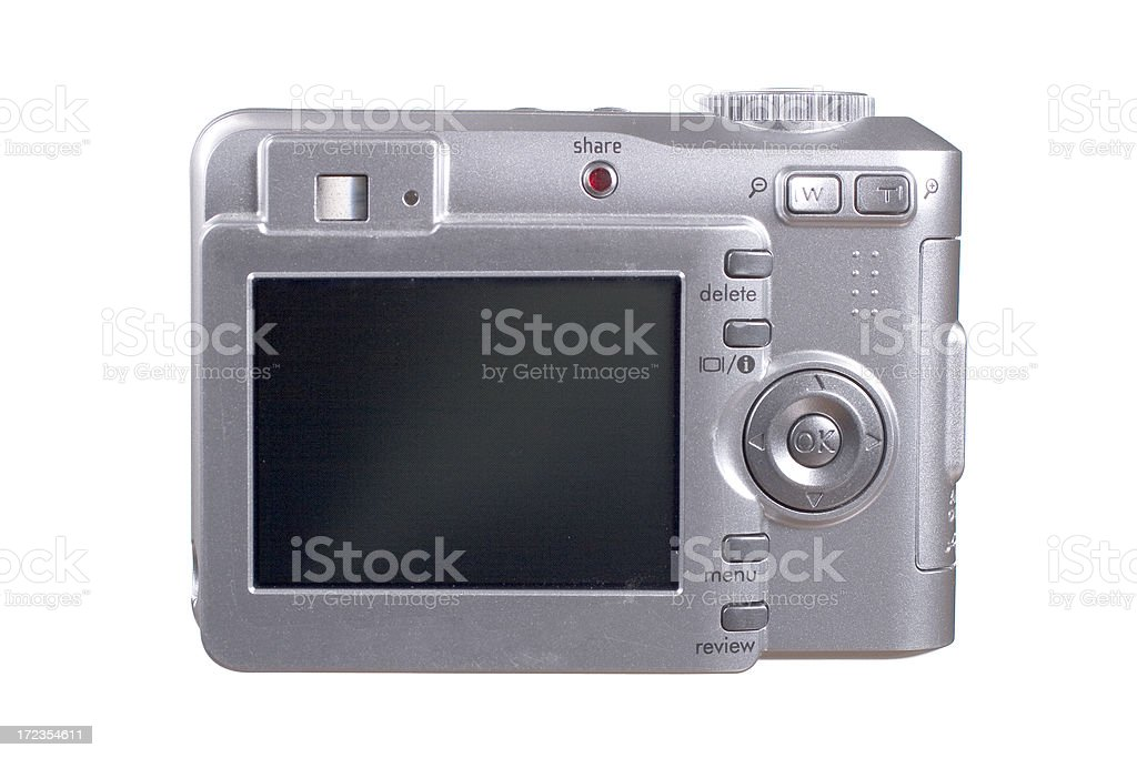 Digicam royalty-free stock photo