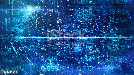 istock Digital Abstract Background Concept 1138234244