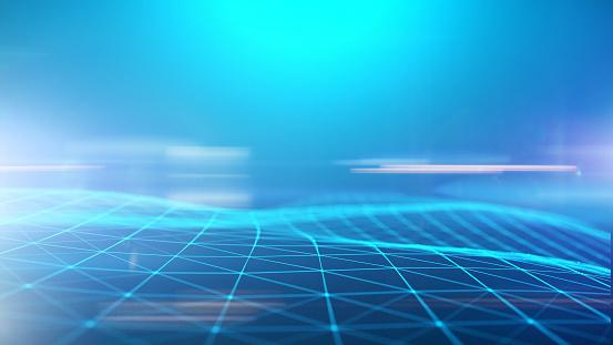 Blockchain, Data, Technology, Internet, Computer Network