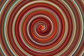 Glowing Circular pattern digital art. Emerging Continuity or Use your own imagination