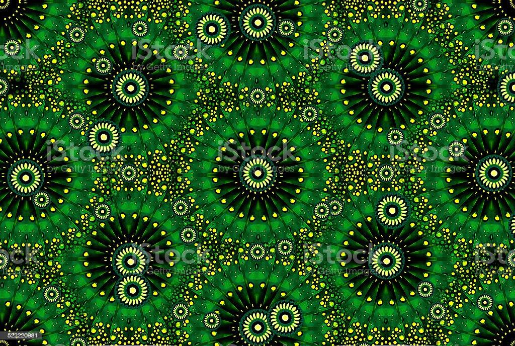 Digital Artistic Background stock photo