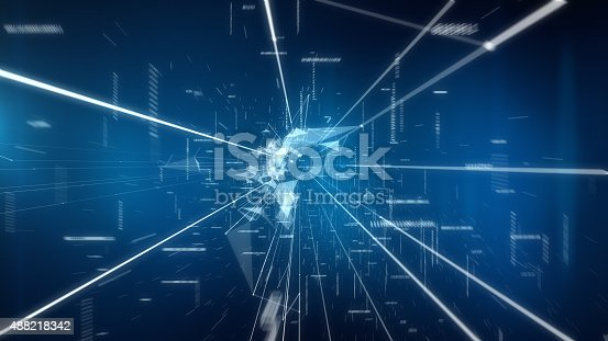 489599728 istock photo Digital binary panel 488218342