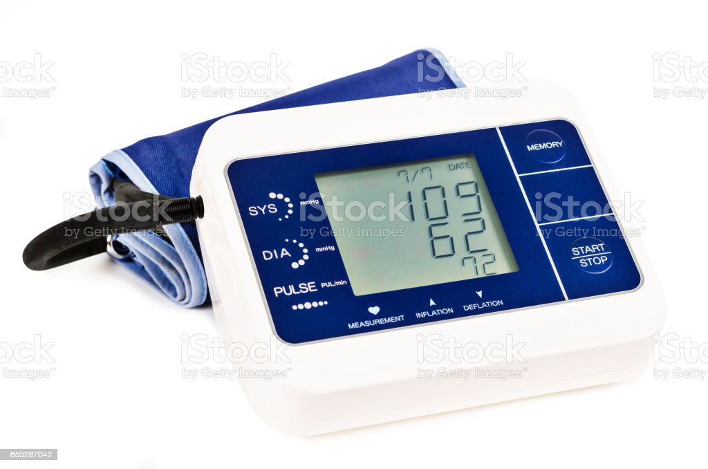 blood pressure monitor download to computer