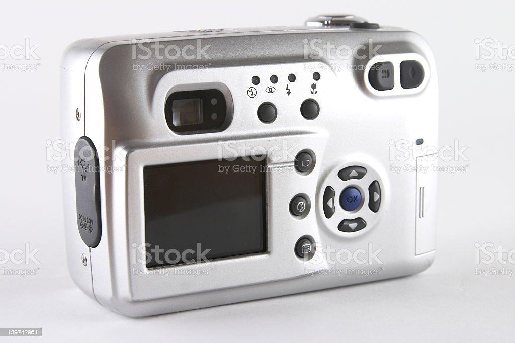 digital camera back royalty-free stock photo