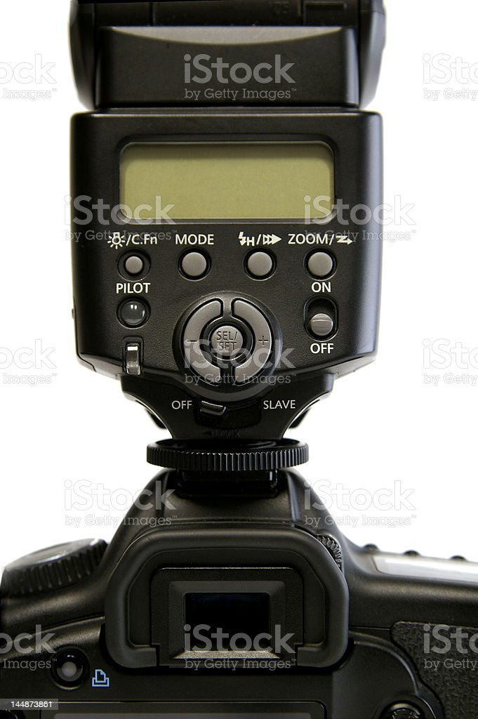 digital camera royalty-free stock photo