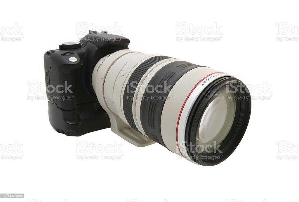 Macchina fotografica digitale - foto stock