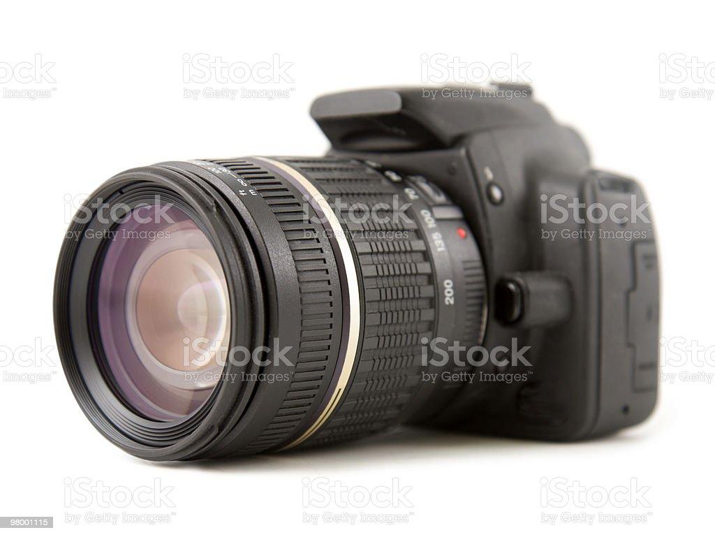 Digital camera royalty free stockfoto