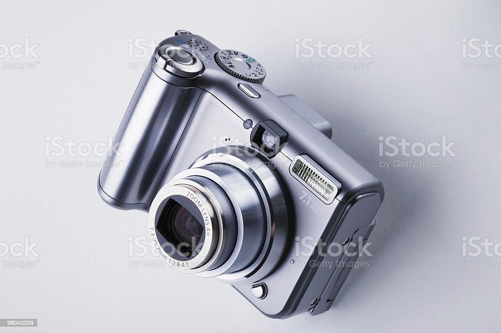 Macchina fotografica digitale foto stock royalty-free