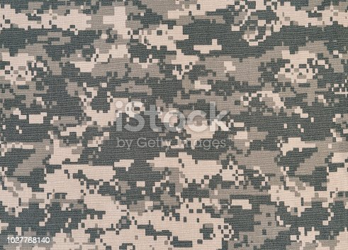 istock Digital camo background 1027768140