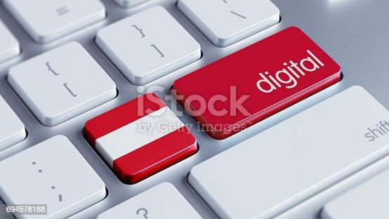 istock Digital Concept 694578188