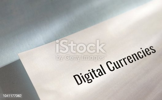 close up shot of word bitcoin
