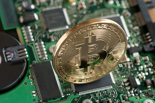Digital Currency Stock Photo - Download Image Now
