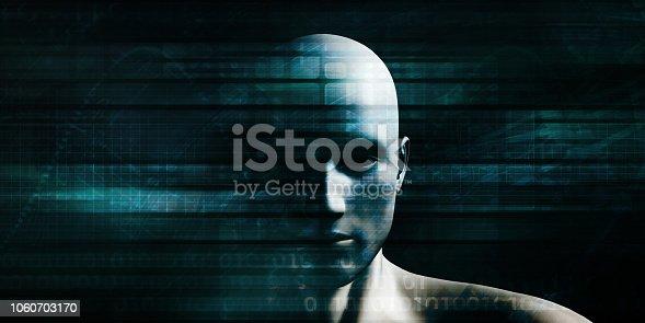 Digital Economy on Digital Computing Technologies Concept