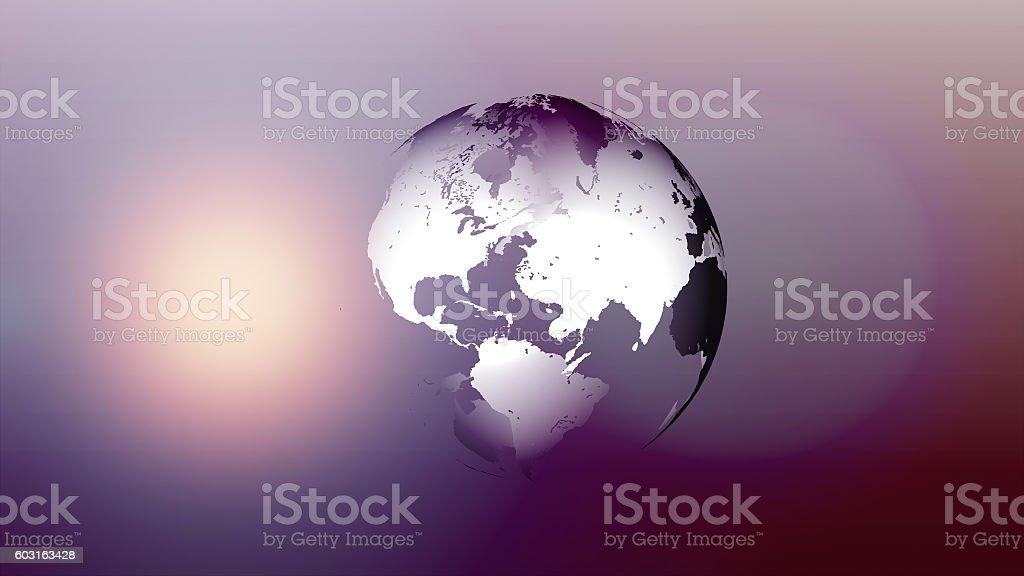 Digital Globe stock photo