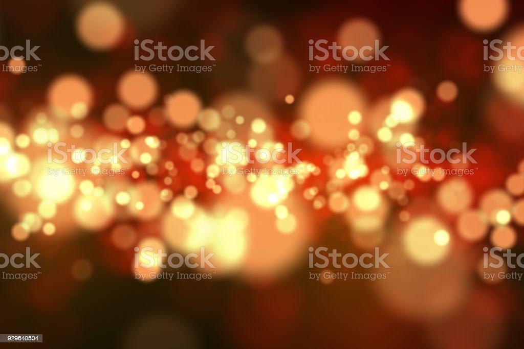 Digital golden sparkling dust texture stock photo