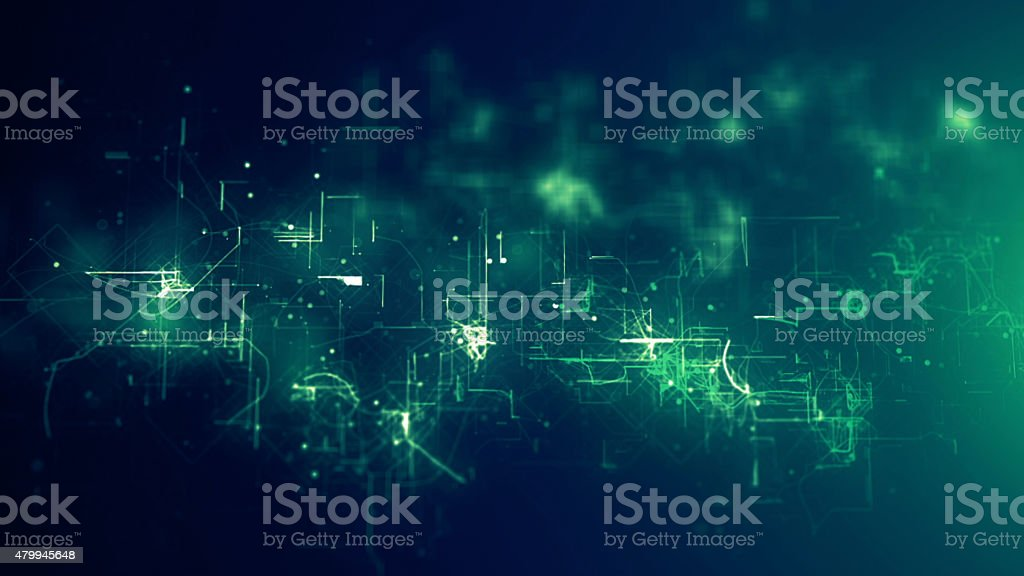 Digital Image Concept stock photo